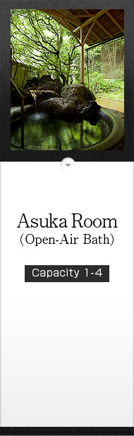 Asuka Room (Open-Air Bath)