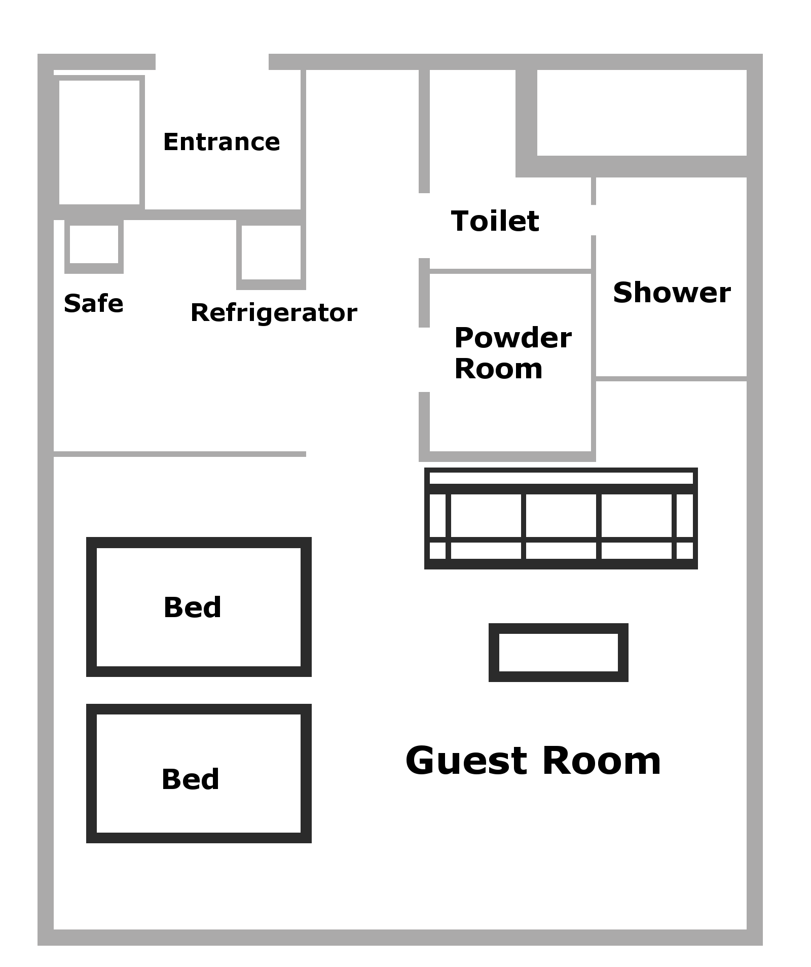 Room Mapping nishimuraya hotel shogetsutei / kinosaki onsen
